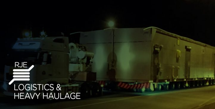 LOGISTICS & HEAVY HAULAGE