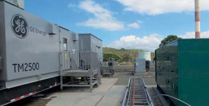 PNG 66kV and Fuel Delivery Skids