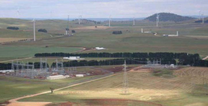 Waubra Windfarm