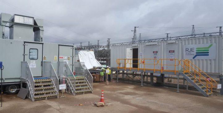 Thaketa Fast Power Installation